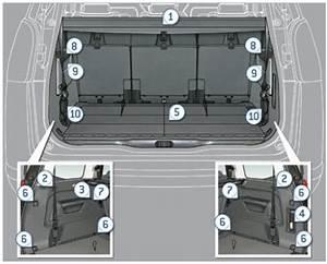 5008 Peugeot 7 Places : peugeot 5008 am nagements du coffre 7 places am nagements manuel du conducteur peugeot 5008 ~ Medecine-chirurgie-esthetiques.com Avis de Voitures