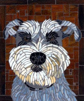 mosaic pet portraits christine brallier mosaics
