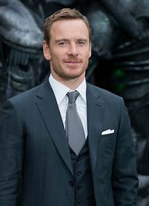 Michael Fassbender looks really good at Alien Covenant ...  Michael
