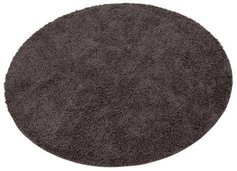 teppich rund hochflor hochflor teppich rund home affaire collection 187 shaggy 30 171 h 246 he 30 mm gewebt kaufen