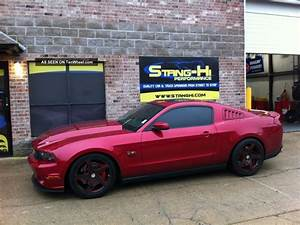 2010 Ford Mustang Gt Coupe 2