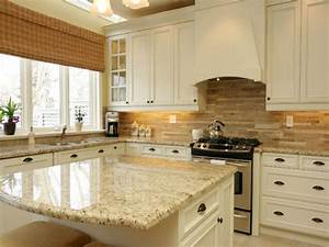 Timeless white springs granite homedcincom for Kitchen colors with white cabinets with sunset metal wall art