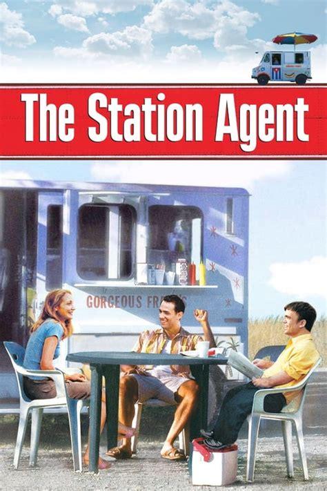 station agent  cast crew