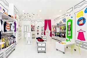 Piccino children fashion store by Masquespacio, Valencia ...