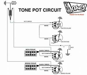 Free Download Guitar Pickups Wiring Diagram