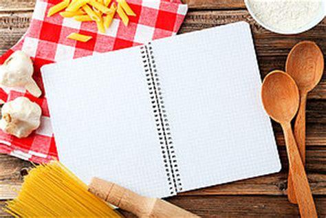 cahier de recette de cuisine les cahiers de recettes cahier de cuisine