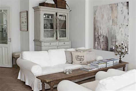 chic living room gray cheap home decors shabby chic living rooms 2 Shabby