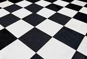 Damier Noir Et Blanc : carrelage sol 30x30 jolly blanc et noir grespania ~ Dallasstarsshop.com Idées de Décoration