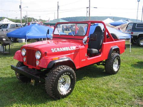 amc jeep scrambler 1984 amc era jeep cj 8 scrambler a photo on flickriver