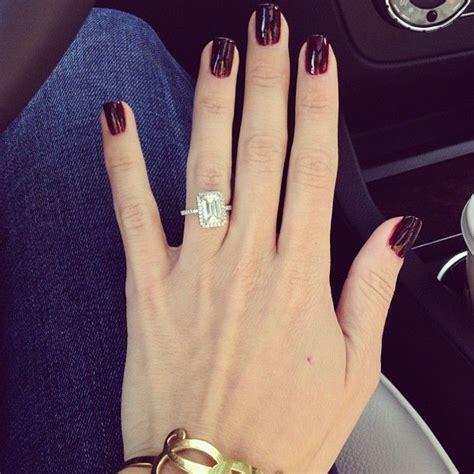my dream engagement ring gt emily maynard s engagement