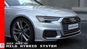 Audi Hybride 2019 : 2019 audi a6 48v mild hybrid system youtube ~ Medecine-chirurgie-esthetiques.com Avis de Voitures