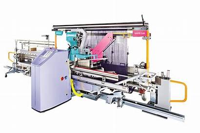 Textile Machine Machinery Drawing Staubli Safir Mill