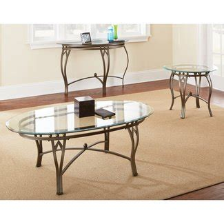 This contemporary dining table offers a pedestal base made of a solid wood construction that is built to last, topped by a round glass table that offers room for up to four people comfortably. Round Glass Coffee Table Metal Base - Ideas on Foter