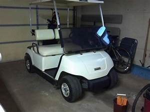 Yamaha Gas Golf Cart 1995