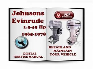 1975 Evinrude 9 9 Service Manual Download