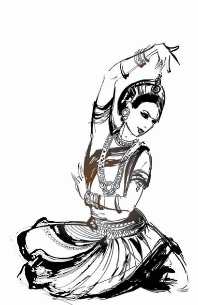 Drawing Cultural Culture Clipart Tamil Drawings Cartoon