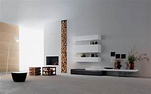 Tv Wand Modern : designer wohnw nde kaufen wohnstation ~ Michelbontemps.com Haus und Dekorationen