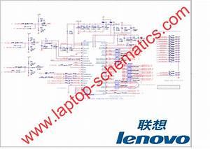 Lenovo Laptop Motherboard Schematic Diagram