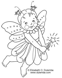 Baby Fairy Drawing at GetDrawings Free download