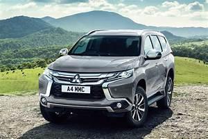 Mitsubishi Shogun : 2018 mitsubishi shogun sport uk prices and specs revealed auto express ~ Gottalentnigeria.com Avis de Voitures