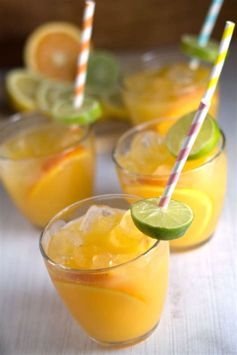 years eve drink recipes  kids