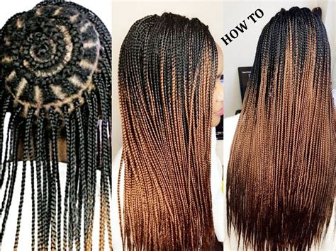 How To Crochet Braids For Beginners From A To Z [video