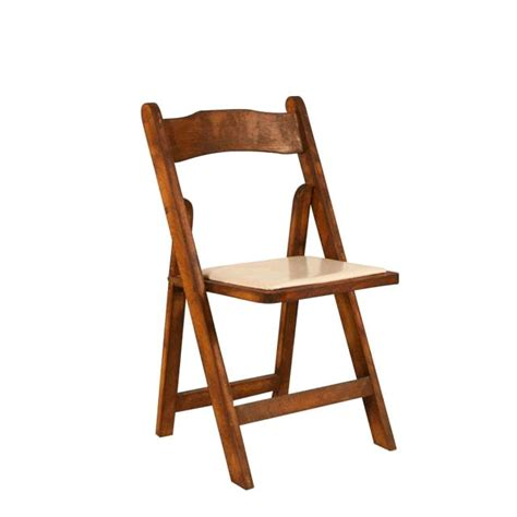 where to rent folding chair wood rustic in monterey