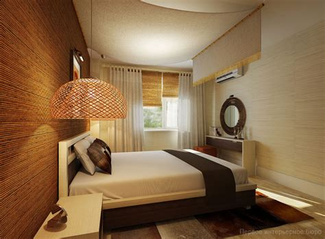 Small Apartment Decorating Ideas With Natural Rattan