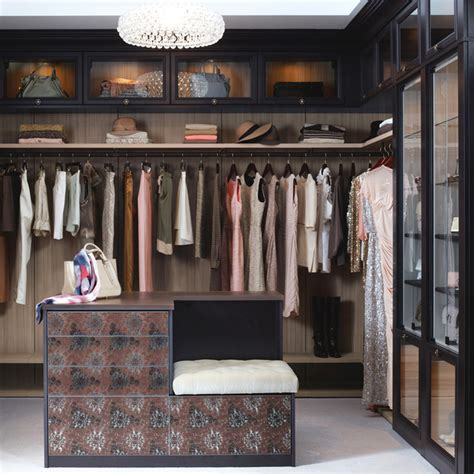 luxe walk in closet contemporary bedroom san