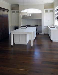 Black Oak Floors - Contemporary - Kitchen - chicago - by