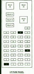 1998 Mercury Sable Wagon Fuse Box Diagram  U2013 Auto Fuse Box
