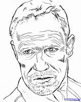 Walking Dead Draw Dixon Merle Step Coloring Pages Drawing Daryl Sheets Sheet Dragoart Rooker Michael Jailbreak Clash Clans Adult Drawings sketch template