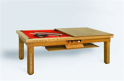 Baltic Billiards Pronto Convertible Pool Table  Let's Eat