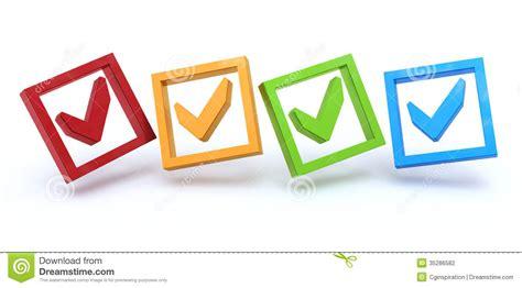 checklist stock illustration illustration  multi