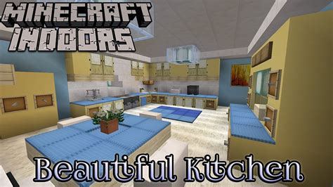 Minecraft Interior Design Kitchen by Minecraft Indoors Interior Design Beautiful Kitchen
