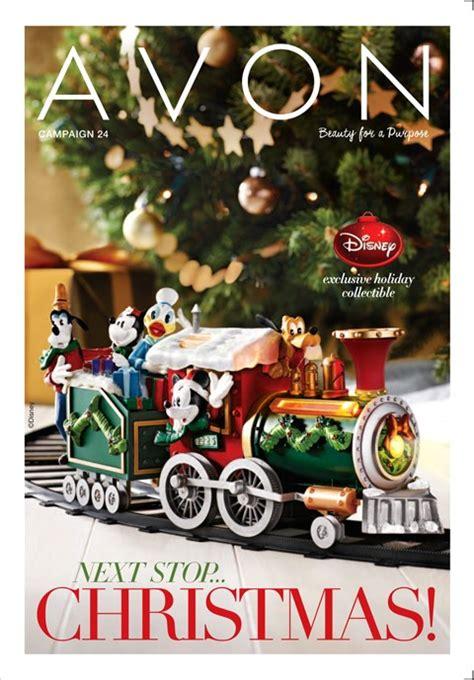 Avon Christmas Catalogs 2015 Online  Avon Beauty Erep