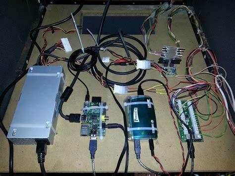 Raspberry Pi Mame Cabinet by Arcade Freeio