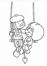 Circus Jojo Coloring Pages Printable Para Preschool Dibujos Colorear Clown Colorir Sheets Da Actividades Pintar Getcoloringpages Worksheets Coloringpages101 Coloring2print Websincloud sketch template