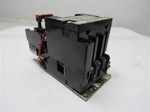 Square D 8536sco3s Size 1 Motor Starter 3