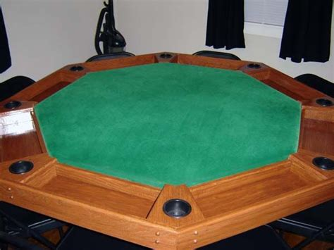 Octagon Poker Table Woodworking Plans Woodworking