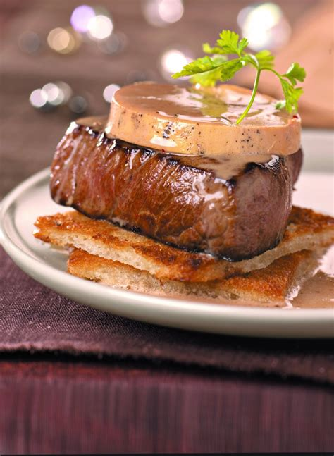 cuisiner tournedos de boeuf recette tournedos rossini facile