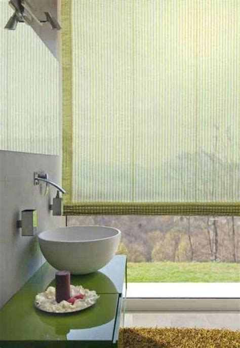 tende a pacchetto bagno tende per il bagno foto design mag
