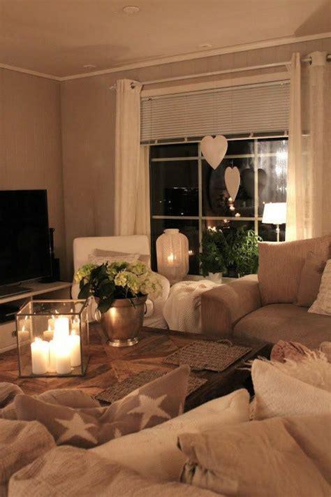 Wohnzimmer Gemütlich Gestalten gem 252 tliches wohnzimmer gestalten 30 coole ideen