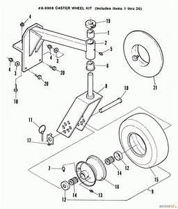 Snapper Riding Mower Belt Replacement Diagram