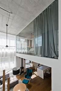 Vorhänge Skandinavischer Stil : chic scandinavian loft interior h user pinterest loft haus und innenarchitektur ~ Markanthonyermac.com Haus und Dekorationen