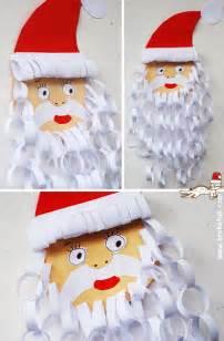 krokotak a santa craft for kids