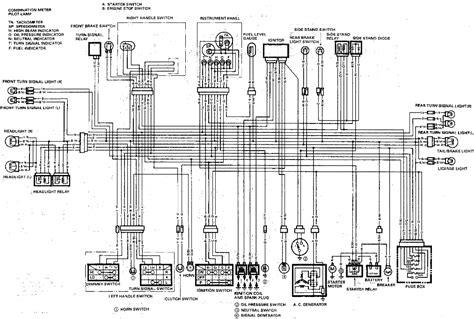 Honda Atv Electrical Diagrams Imageresizertool