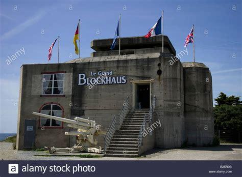 le grand blockhaus musee de la poche de nazaire stock photo royalty free image 18567483