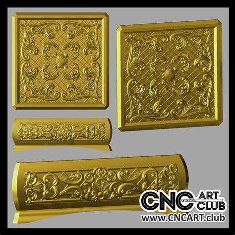 classic chest design  carving  cnc machine