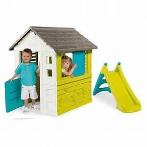 Toboggan Enfant Pas Cher : smoby cabane enfant pretty toboggan xs pas cher ~ Dailycaller-alerts.com Idées de Décoration